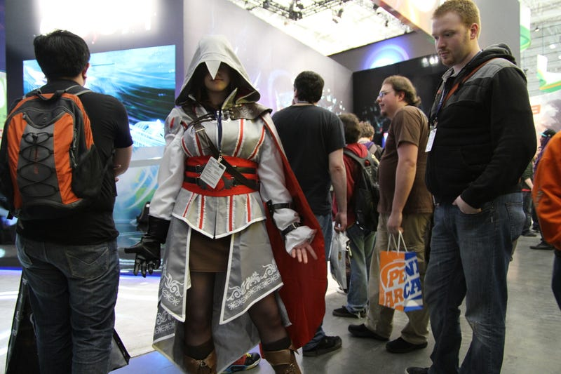 PAX East Cosplay Day 1, From Assassins To Valkyria Chronicles