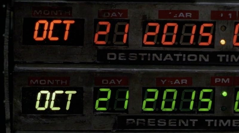 Paleofuture PSA: 2 More Years Before Marty McFly Arrives In The Future
