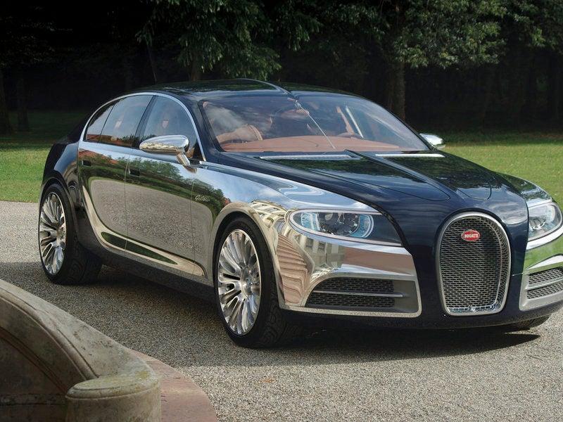 Bugatti Galibier Sedan Greenlit, Based On Audi A8?
