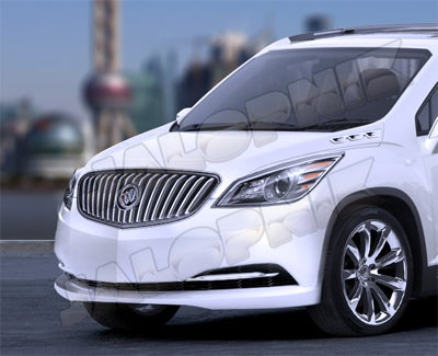 Buick Planning Orlando-Based MPV For Shanghai