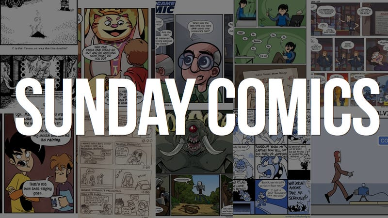 Sunday Comics: No Respect