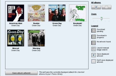 Download of the Day: TuneSleeve (Windows)