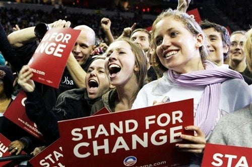 about young voter participation