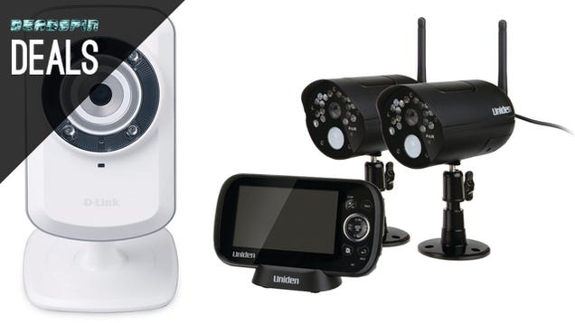 Deals: Home Security Cameras for Every Budget, High End Espresso