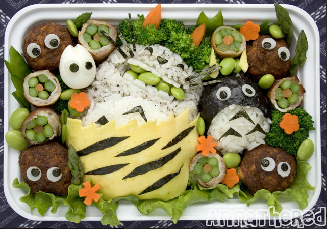 This Is the Greatest Cute Bento Maker on Earth