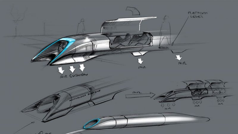 A Physicist Explains The Three Biggest Challenges For The Hyperloop