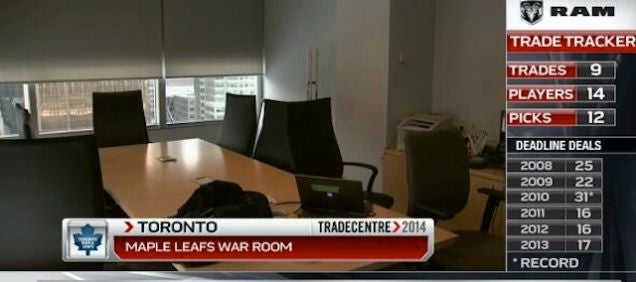 Strap In, It's NHL Trade Deadline Day