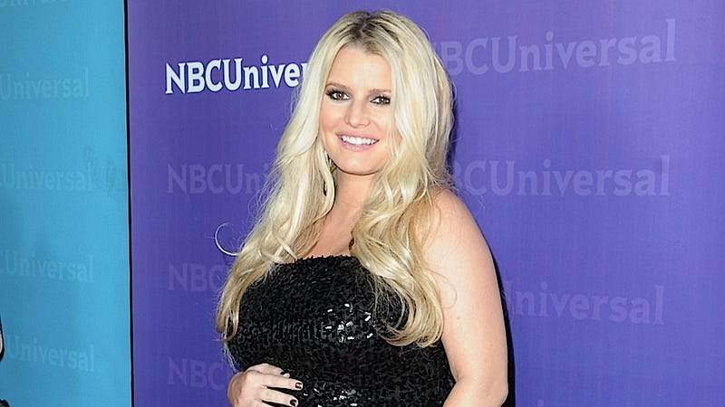 Doctors May Have Said, 'Um, No' When Jessica Simpson Requested Lap Band Surgery