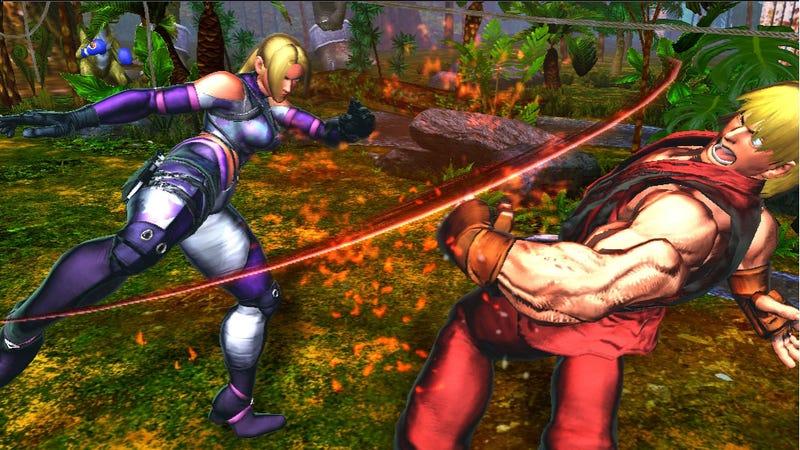 One Illuminating Hour Playing Street Fighter X Tekken