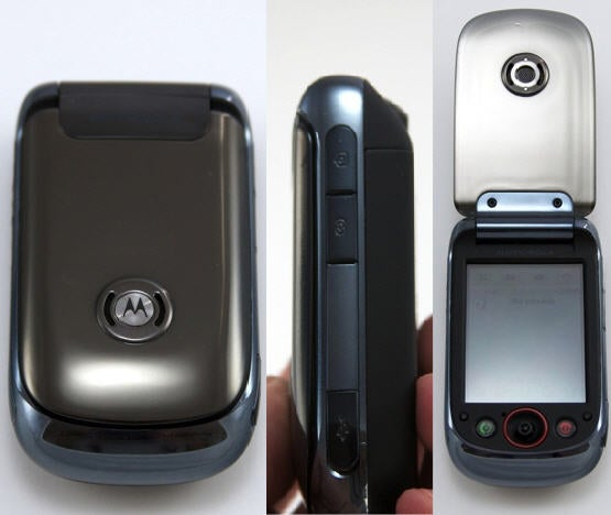 Motorola MING A1800 Comes Out With Both SIM Card Slots Blazin'