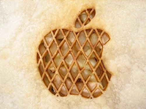 Laser-Cut Apple Apple Mac Mini Pie Probably Runs On Vanilla OS X Ice Cream