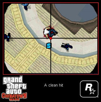 "Sony Say Grand Theft Auto On DS ""Raises Some Eyebrows"""