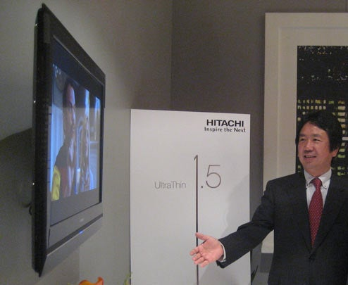 Hitachi UltraThin 1.5-Inch LCDs Finally Hitting US Soil