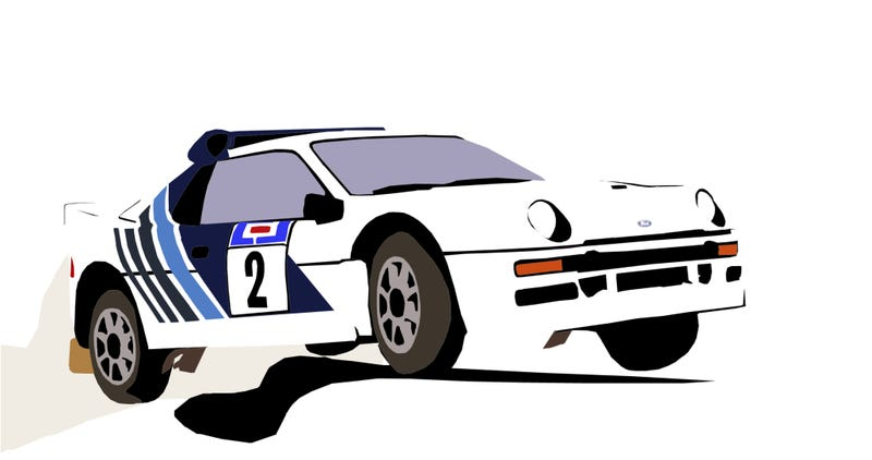 RS200 aka The Brave Little Storm Trooper