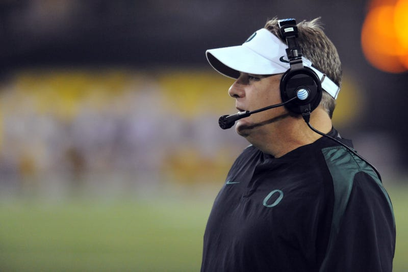 Tonight Is Probably Your Last Chance To Watch Chip Kelly's Oregon Ducks. Don't Miss It.