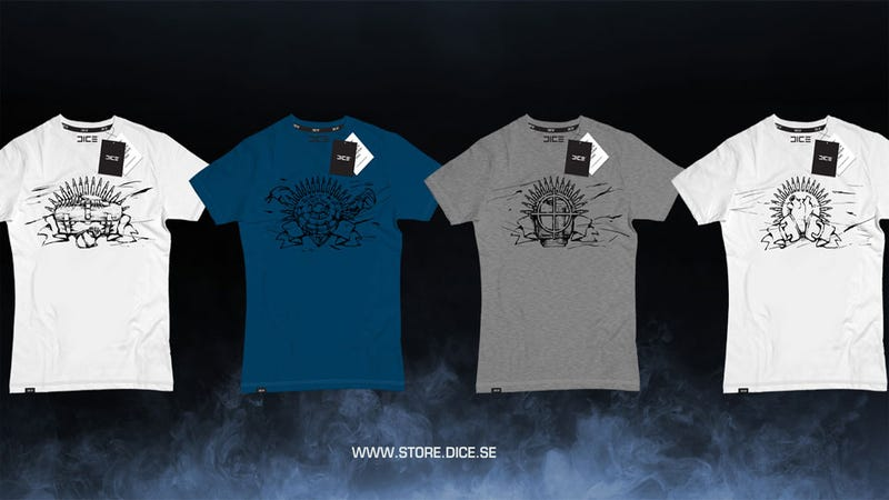 These Battlefield 3 T-Shirts Promote Class Warfare