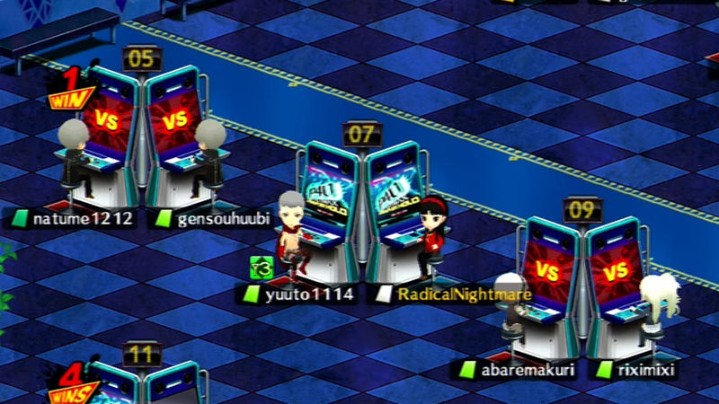 The New Persona Fighter Lovingly Reminds Me of the Arcade Days of Yore