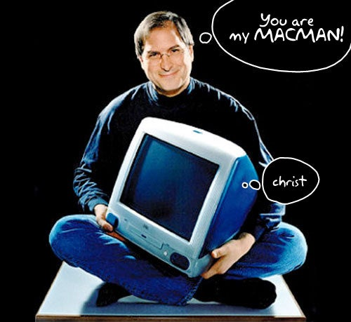 "The ""Blood-Curdling"" Name Steve Jobs Wanted for the iMac"
