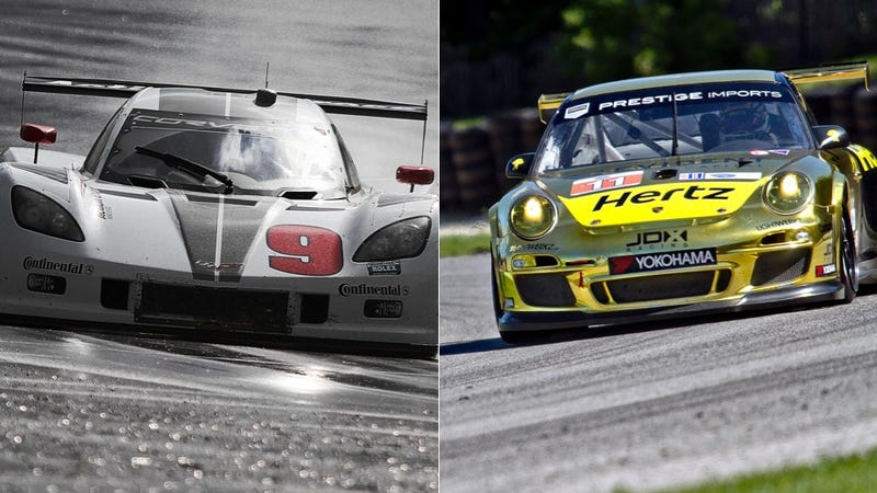 ALMS Reportedly Merging With Grand Am To Create One Crazy Fucking Awesome Racing Series