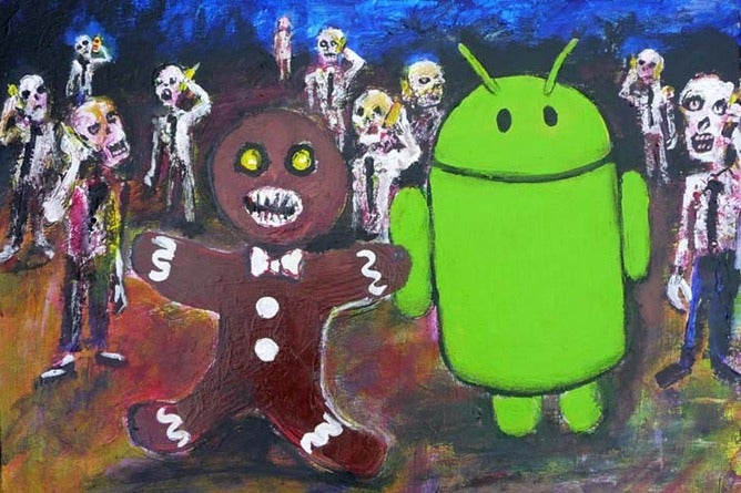 Night of the Living Androids: New Botnet will Zombify Your Smartphones