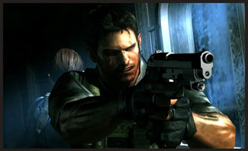 See Resident Evil 3DS In Action