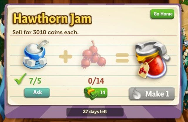 FarmVille 2 Celtic Kitchen Recipes: Everything You Need to Know