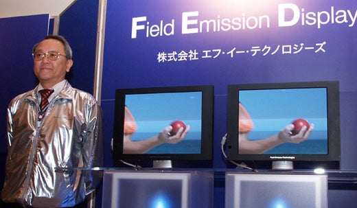 Sony to Debut FED In 2009, Insists on Confusing Consumers With Yet Another Display Technology
