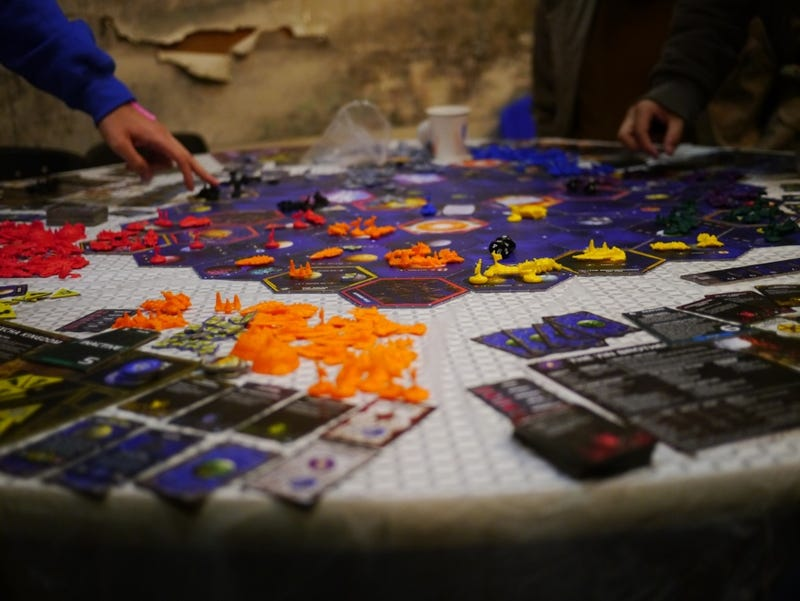 The Rise of China's Board Game Cafes