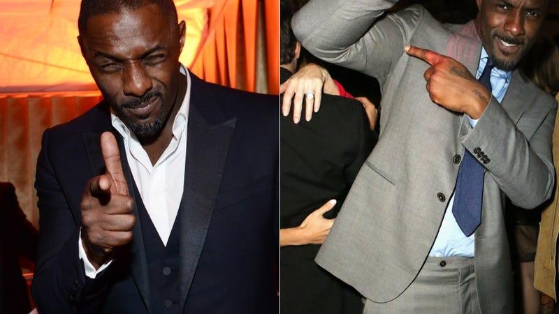Idris Elba Isn't Sorry for Being Idris Elba