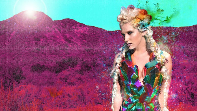 Ke$ha Is a Misfit Just Like Everybody Else, But She Isn't Stupid