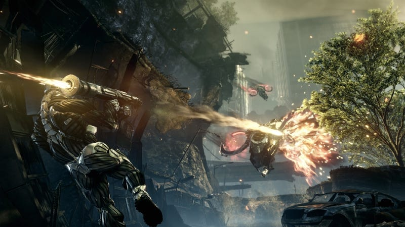 Of Course Crytek Wants 16 Times More RAM In The Next Console Generation