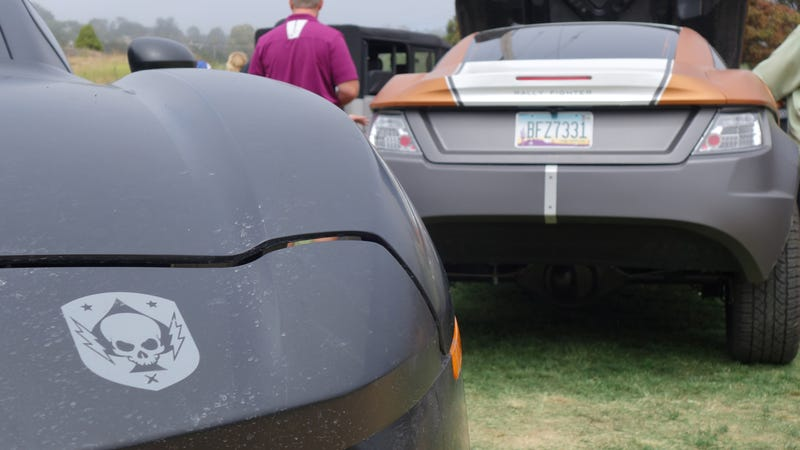 Crash d'Concours Just Won Pebble (And It's Barely Begun)