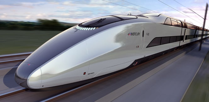 Britain's Train Expert Unveils His Next Transportation Icon