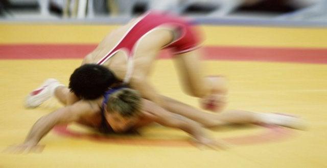 Teen Wrestler Refuses To Wrestle Girl