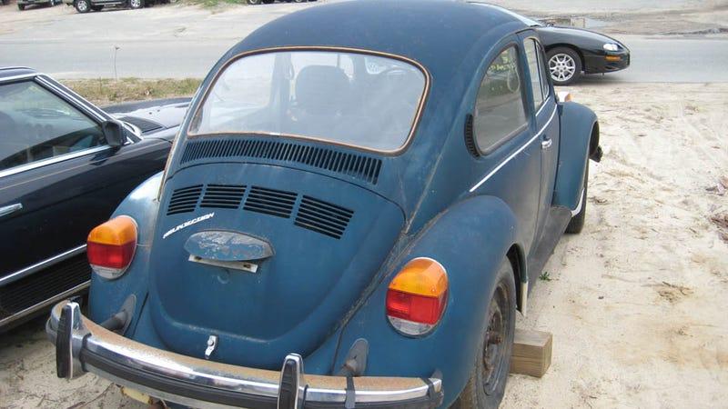 Found off the Street: 1977 Volkswagen Beetle