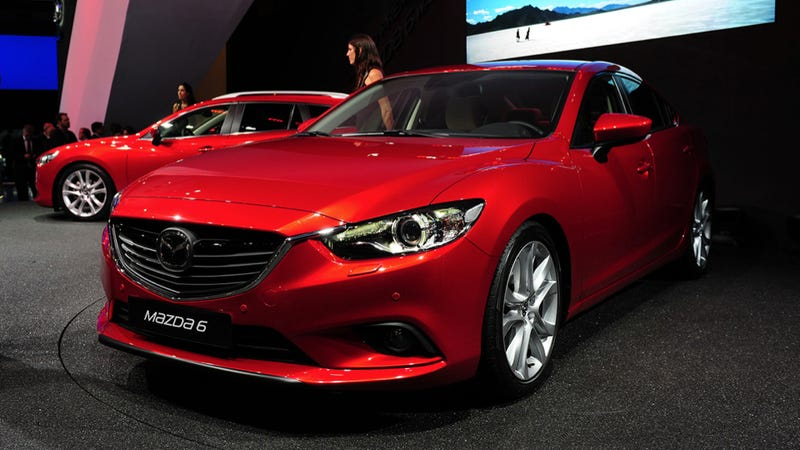 2014 Mazda6 And Mazda6 Wagon: A Sexy Duo