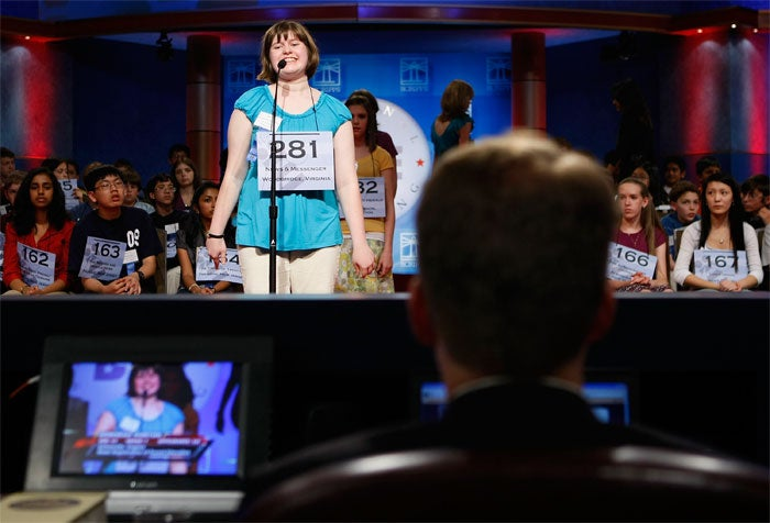 Magnificent Obsession: Spelling Bee Semifinals Are Written On The Wind!