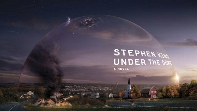 Stephen King's Under The Dome series will be on your TV next summer