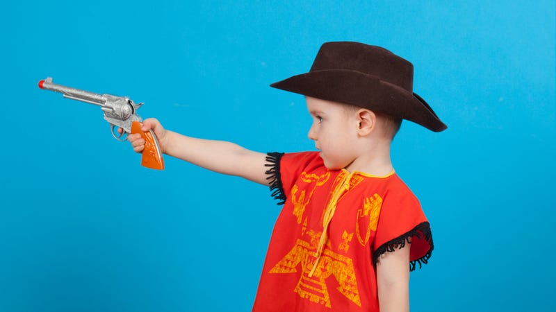 5-Year-Old Wets Himself During 2-Hour School Interrogation Over Toy Gun