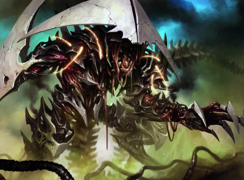 Entire Planes Come to Life In The Newest Magic: The Gathering Artwork