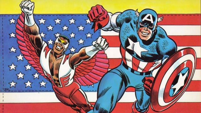 Anthony Mackie will play Falcon in Captain America: The Winter Soldier