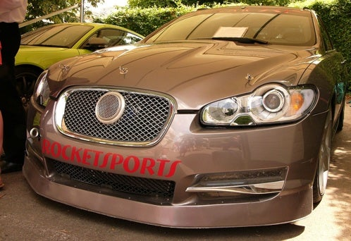 Jaguar XFR Prototype: Fastest Jaguar Ever