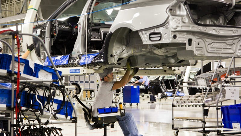The UAW Is Really Pissed It Lost The Volkswagen Vote