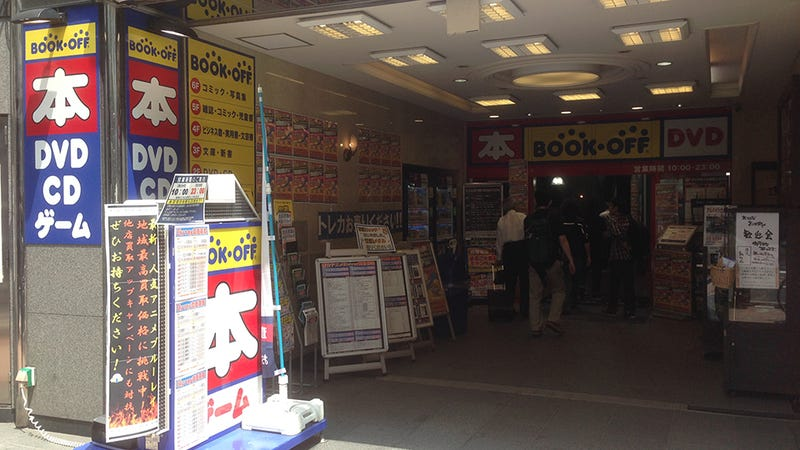 A Gamer Buyer's Guide to Otaku Mecca Akihabara