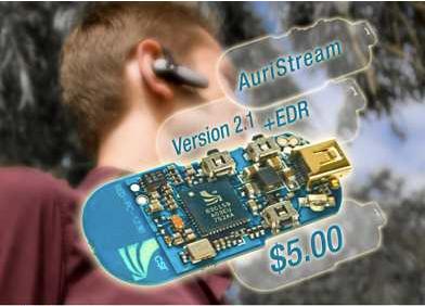 CSR Creates BlueVox2, the Five-Buck Bluetooth Headset Chip