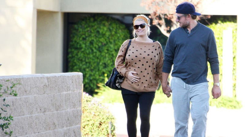 Jessica Simpson Confirms the World's Worst-Kept Secret