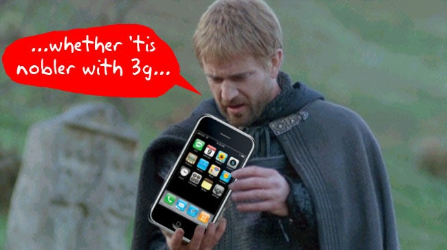 3G iPhone Rumor Roundup