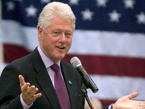 Bill Clinton Wants His Domain Names Back