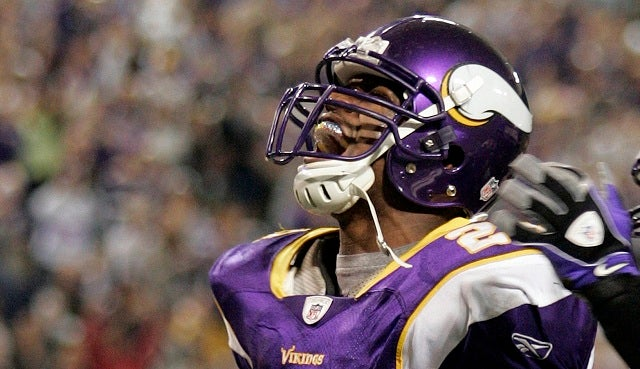 Adrian Peterson Says He Will Run For 2,500 Yards In 2013, So Naturally He Will