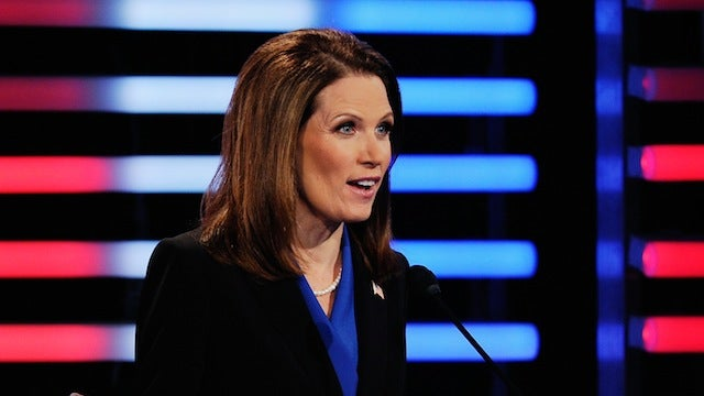 Michele Bachmann Claims Kinsey Report Is 'A Myth,' Causes Irony to Collapse In Upon Itself